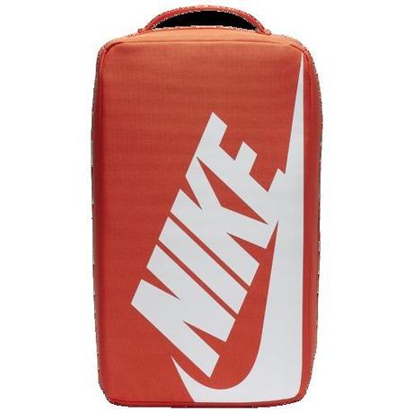 NIKE SHOE BOX BAG ORANGE