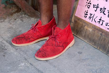 Supreme Clarks 2013 SS Desert Boots