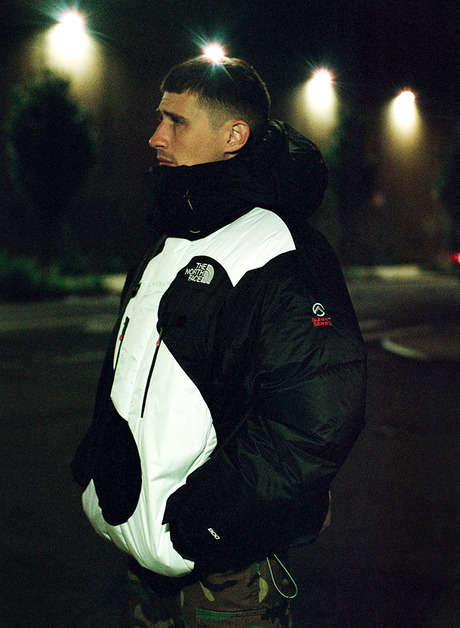 SUPREME X THE NORTH FACE SUMMIT SERIES HIMALAYAN PARKA
