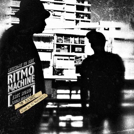 Ritmo Machine Mixtape mixed by DJ Rhettmatic(DOWNLOAD)