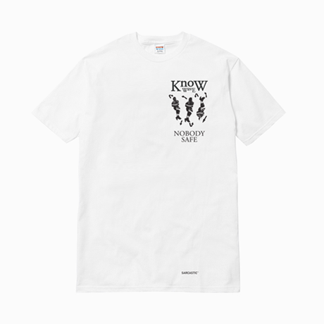 SARCASTIC T-SHIRT By KNOW WAVE