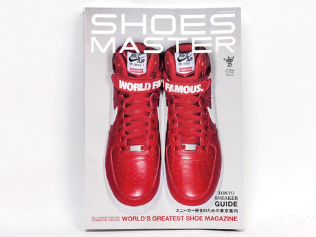 SHOES MASTER VOL.22 2014-2015 FALL/WINTER