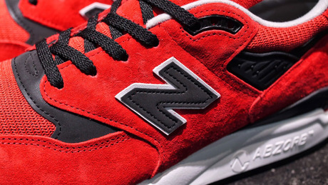 New Balance M998 「made in U.S.A.」 「LIMITED EDITION」 RO
