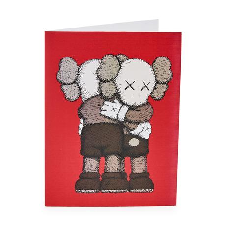 MoMA クリスマスカード KAWS