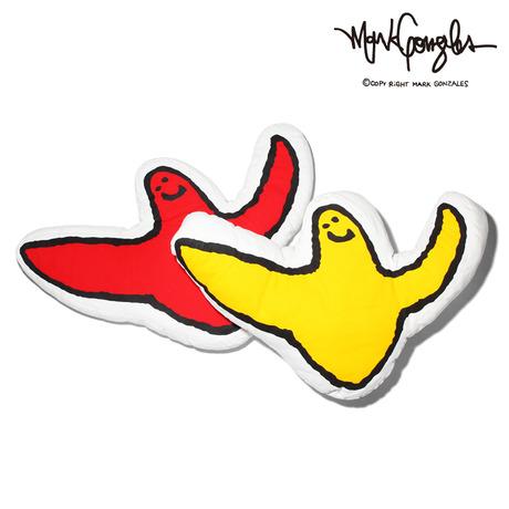 Mark Gonzales Angel Cushion