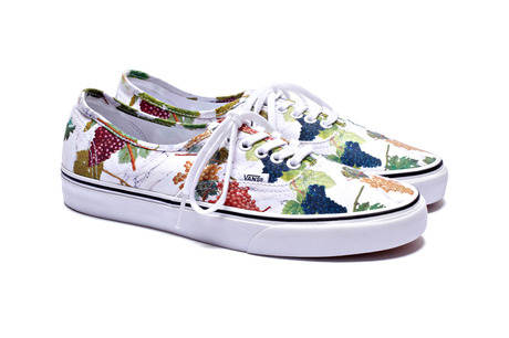 KENZO x Vans Authentic Grape Pack
