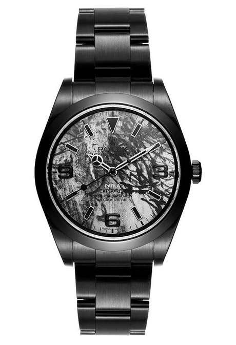 Jose Parla x Bamford Watch Department Rolex Explorer