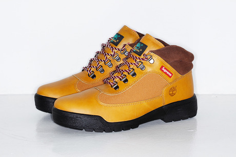 SUPREME x TIMBERLAND 2014 FW FIELD BOOTS