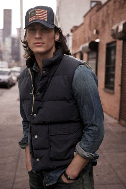 Denim Supply Ralph Lauren 2012 FW Lookbook