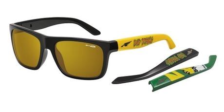 Arnette × Bad Brains Sunglasses + Ski Goggles