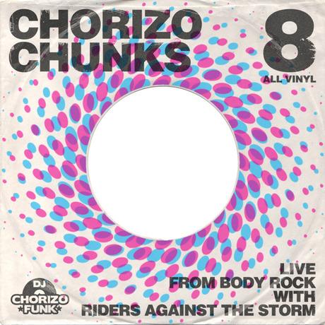 Chorizo Funk / Chorizo Chunks 8 (2010)