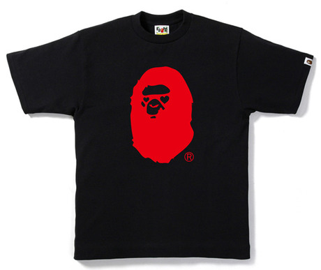 BAPE BATHING APE VALENTINE DAY 2013 TEE COLLECTION