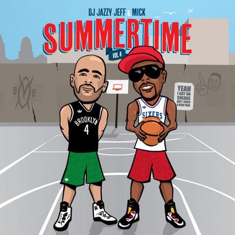 MIX DOWNLOAD: DJ Jazzy Jeff & Mick Boogie Summertime Mixtape 4