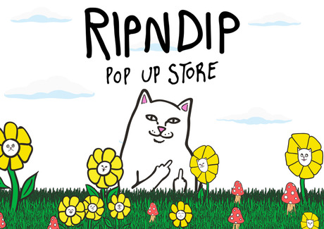 RIPNDIP POP-UP STORE by JOURNAL STANDARD