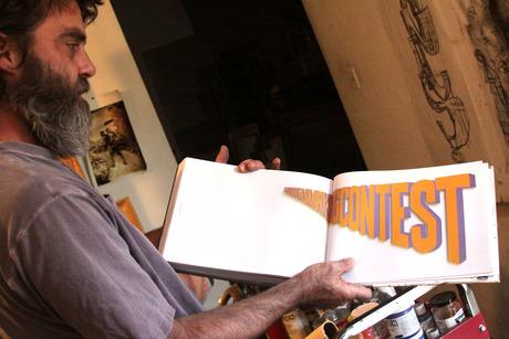 Studio Visits: Wayne White
