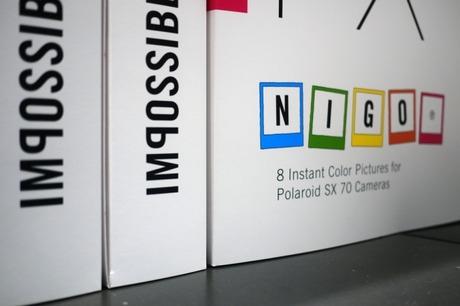 Impossible NIGO Exhibition IMPOSSIBLE PROJECT SPACE TOKYO