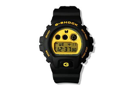 Wu-Tang Clan x Casio G-Shock DW-6900
