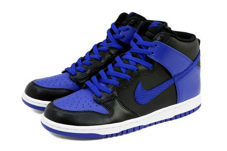 Nike Fall 2012 Dunk High Air Jordan I Inspired