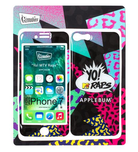 APPLEBUM x YO! MTV RAPS iPhone 7 Cover GIZMOBIES