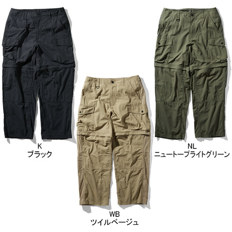 THE NORTH FACE FIREFLY CONVERTIBLE PANT