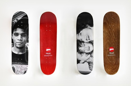 RICKY POWELL X HOPPS DECKS ARE GREAT TO SKATE, BUT WILL LAST LONGER HANGING FROM YOUR WALL