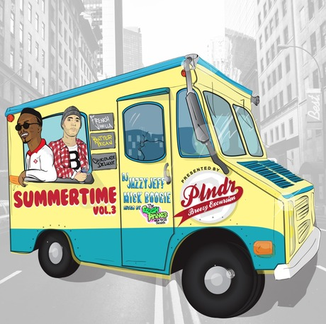 Summertime 3 mixed by DJ Jazzy Jeff & Mick Boogie (DOWNLOAD)