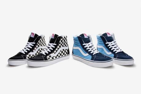 Bones Brigade x Vans 2012 Fall Sk8-Hi Re-Issue Pack directed by Stacy Peralta