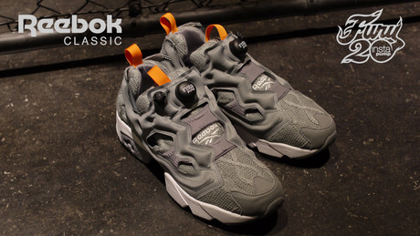 Reebok INSTA PUMP FURY OG mita sneakers INSTA PUMP FURY 20th ANNIVERSARY LIMITED EDITION for CERTIFIED NETWORK