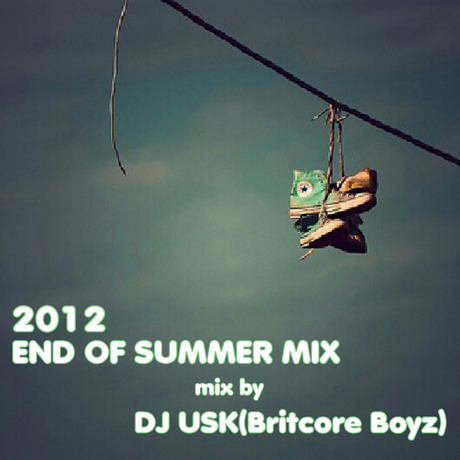 MIX DOWNLOAD: 2012 END OF SUMMER MIX