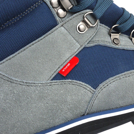 WTAPS FIELD BOOTS LEATHER.COW