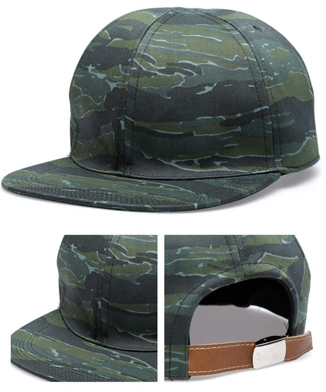 A.P.C. Camouflage Cap Military Green