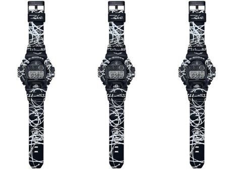FUTURA'S SIGNATURE DESIGNS ADORN THE G-SHOCK GDX6900FTR-1