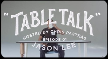 MONSTER CHILDREN'S TABLE TALK: JASON LEE