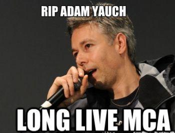 RIP Adam Yauch - Long Live MCA by Scotty Fox