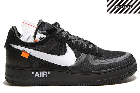 OFF-WHITE VIRGIL ABLOH × NIKE THE 10 AIR FORCE 1 LOW