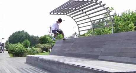 T19 summer tour 2010 Yamagata to Miyagi Trailer