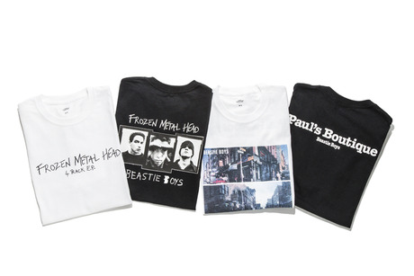 BEASTIE BOYS × BEDWIN & THE HEARTBREAKERS for BEAUTY&YOUTH