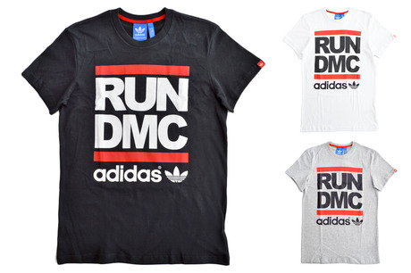 adidas ORIGINALS × RUN DMC Tee