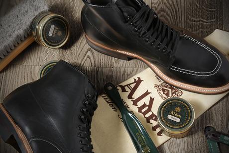 Alden Shoe Company for End