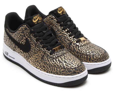 Nike Air Force 1 Low Gold Elephant
