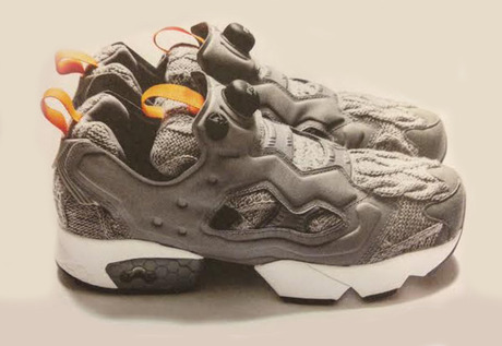 Reebok Insta Pump Fury x mita sneakers February 2014