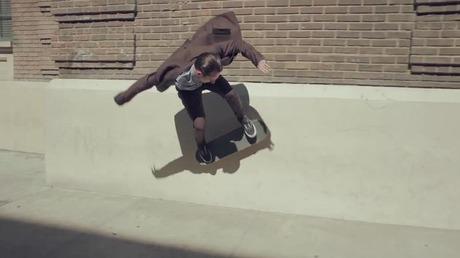 'New York La La La' Skate-Fashion Short by Aaron Rose
