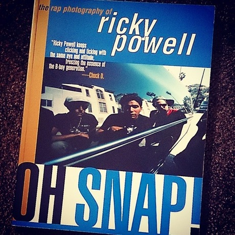 RECKY POWELL / OH SNAP!