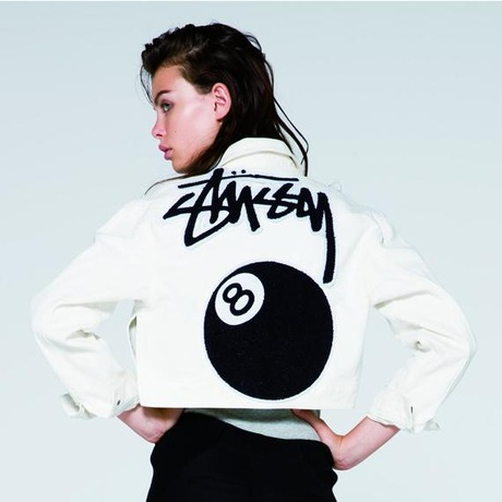 STUSSY WOMEN 2014 EARLY SPRING COLLECTION START UP!!