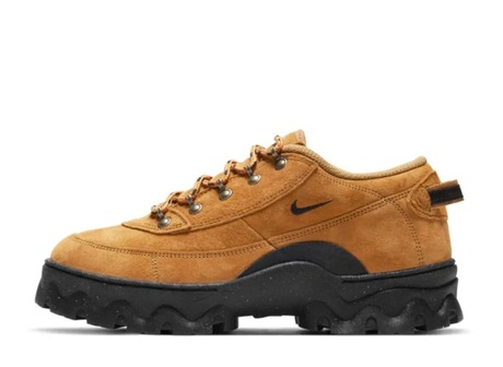 NIKE WMNS LAHAR LOW WHEAT