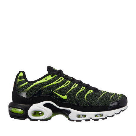 NIKE AIR MAX PLUS BLACK/VOLT