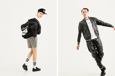DOUBTFUL AS DOUBLE FW 2015 COLLECTION LOOKBOOK
