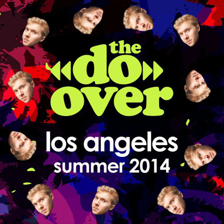 The Do-Over Los Angeles (08.24.14) mixed by Four Color Zack(DOWNLOAD)