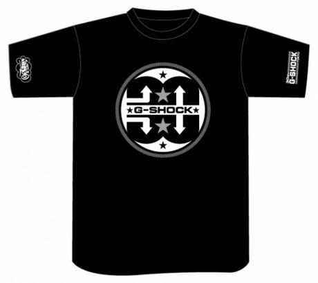 HAZE X CASIO G-SHOCK 30TH ANNIVERSARY