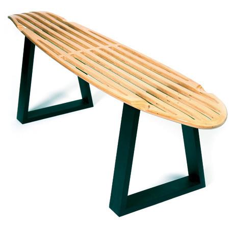 Skate Study House LKJ Bench